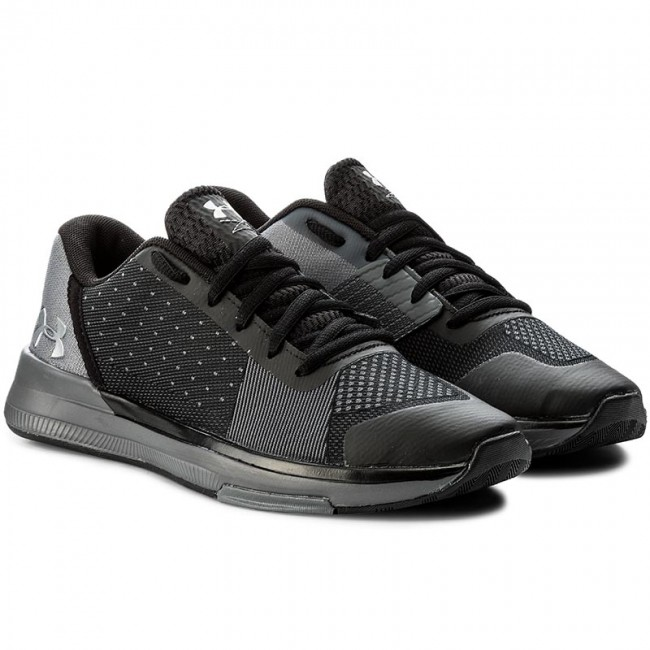 Schuhe UNDER ARMOUR                                                    Ua W Showstopper 1296199-001 Blk/Gph/Msv
