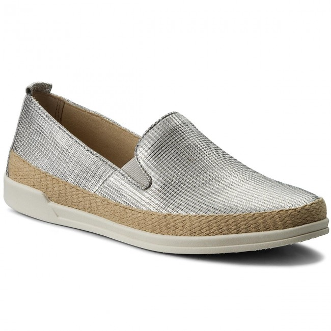 Espadrilles CAPRICE                                                    9-24201-20 Silver Struct 945