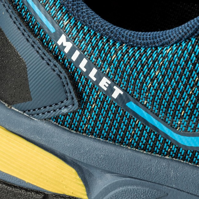 Trekkingschuhe MILLET-Out Rush MIG1366 Cup Electic Blau/Butter Cup MIG1366 8534 66e5a1