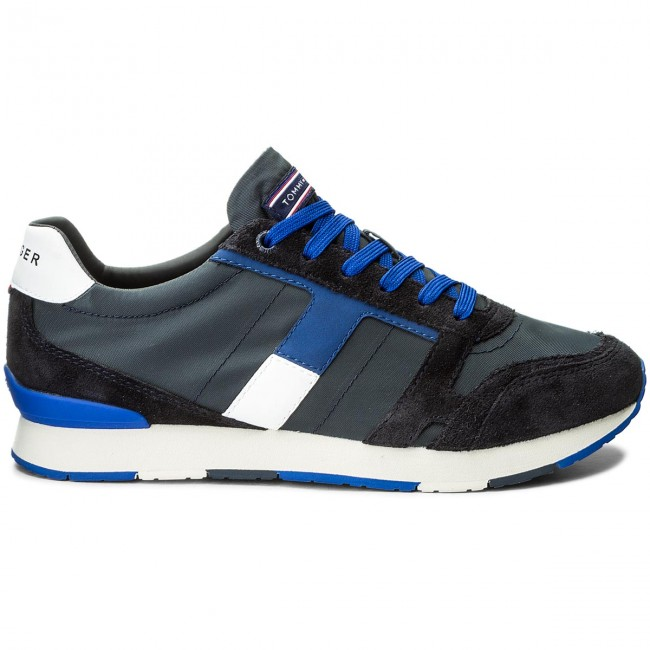 Sneakers HILFIGER-Leeds TOMMY HILFIGER-Leeds Sneakers 2C2 FM0FM01220 Midnight 403 8cb195
