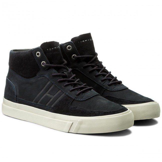 Sneakers TOMMY 2N HILFIGER-Dino 2N TOMMY FM0FM01444 Midnight 403 c53072