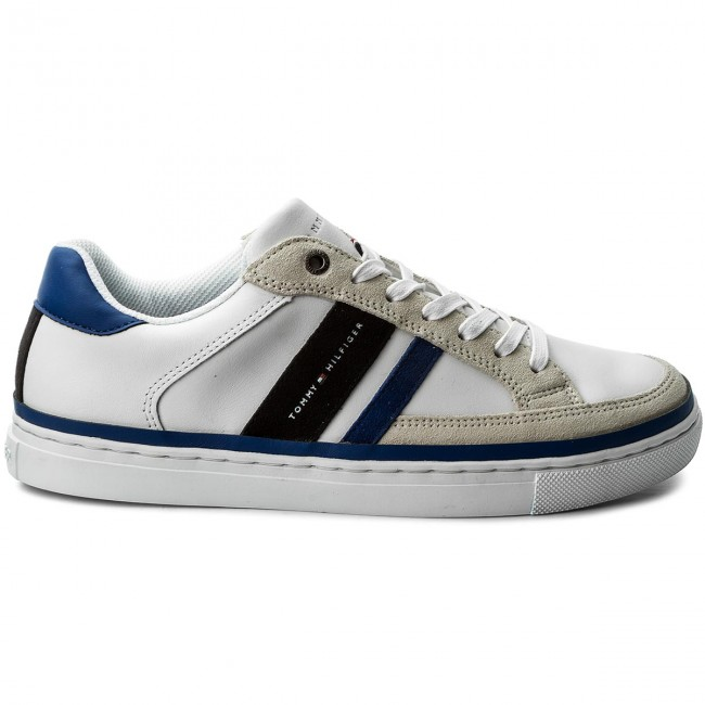 Sneakers TOMMY HILFIGER-Maze 1C1 FM0FM01502 Midnight/Monaco Blue/White 902