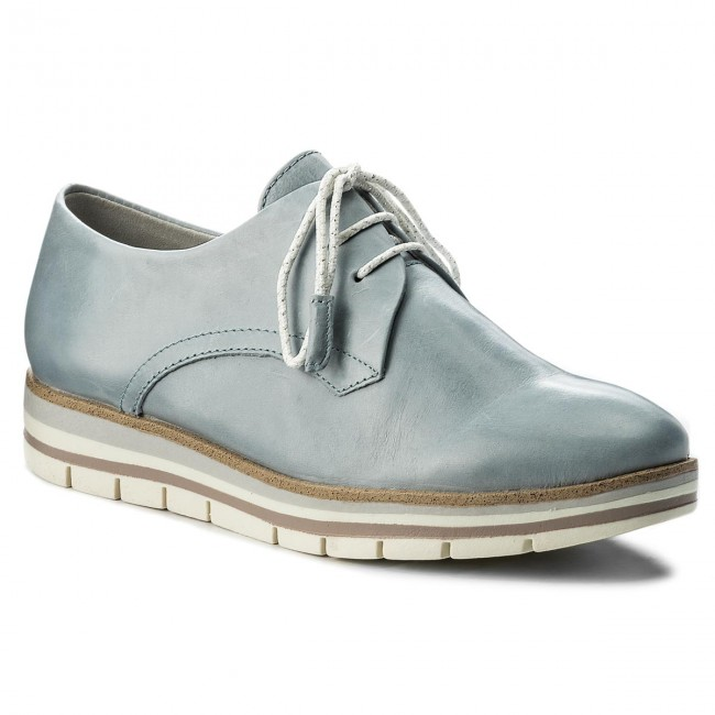 Oxfords Oxfords Oxfords MARCO TOZZI-2-23209-30 Denim 802 Werbe Schuhe 2cedd1
