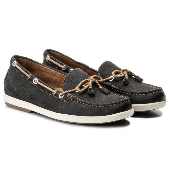 Mokassins TAMARIS                                                      1-24621-20 Navy/Nature 834 aa4424