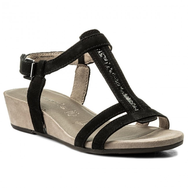 Sandalen TAMARIS  1-28209-20 Black 001