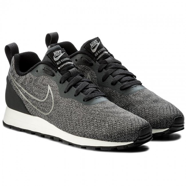 Schuhe NIKE                                                      Wmns Nike Md Runner 2 Eng Mesh 916797 001 Anthracite/Anthracite/schwarz e35adb