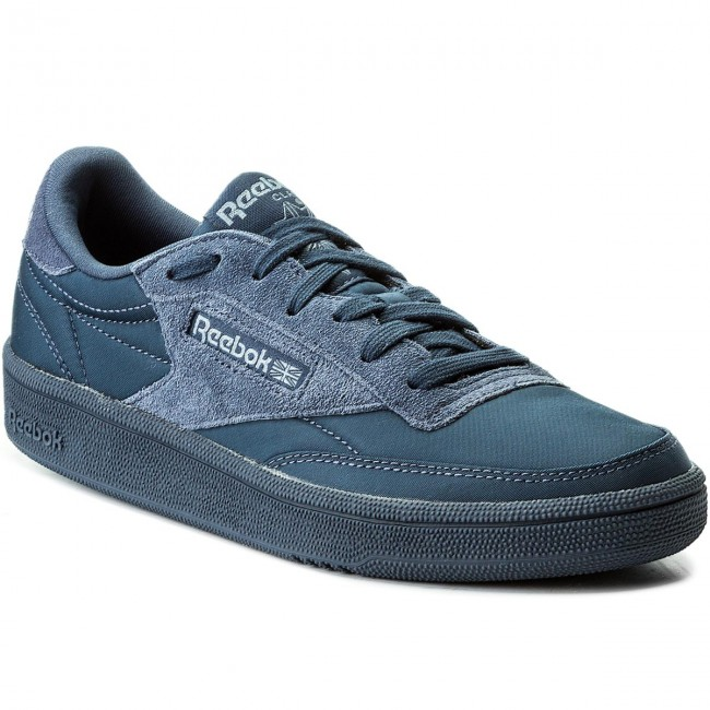 Schuhe Reebok                                                    Club C 85 Soft BS5196 Smoky Indigo/Meteor Grey