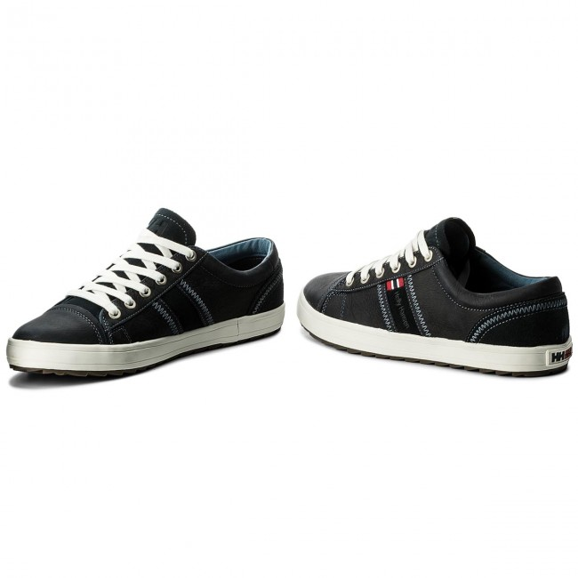 Halbschuhe HELLY HANSEN-Rossnes 111-93.597 Navy/Blue Mirage/Off White/Sperry Gum