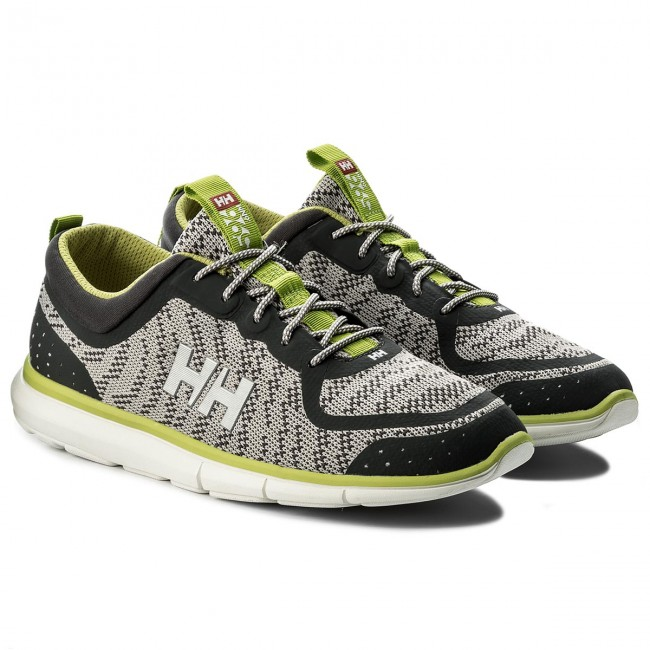 Halbschuhe HELLY HANSEN-Hp Shoreline Light F-1 113-07.930 Light Shoreline Grey/Charcoal/Ebony/Bright Chartreuse/Off White f0e92b