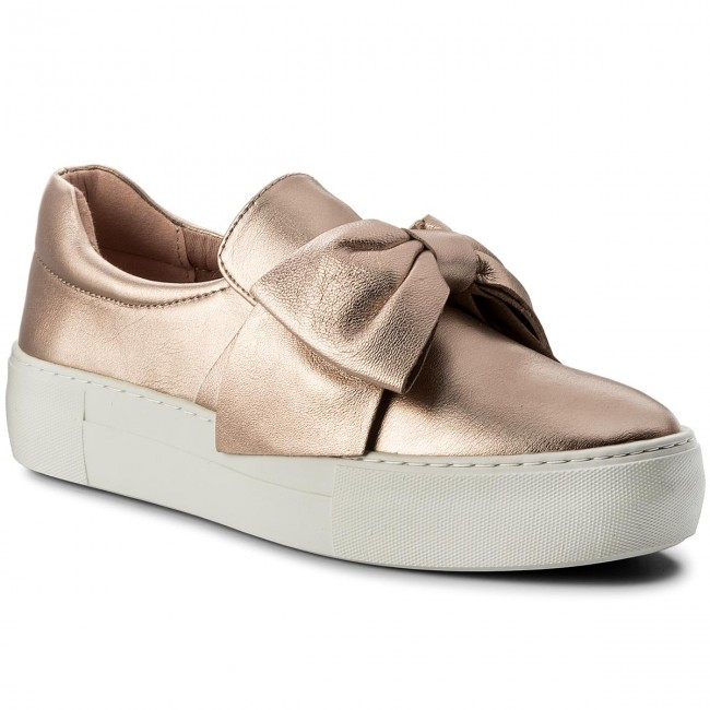 Sneakers STEVE MADDEN                                                      Empire Slip On Sneaker 91000845-07075-15002 Rose Gold 02b17d