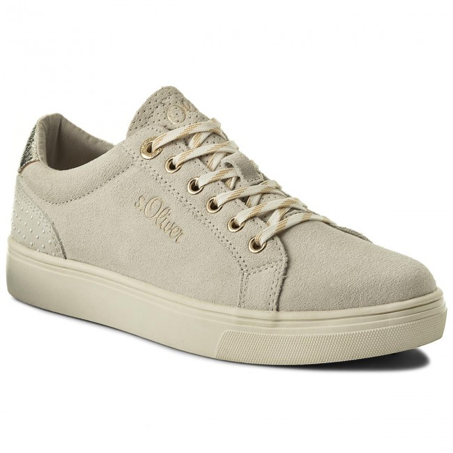 Haltbare Mode billige Schuhe Sneakers S.OLIVER-5-23620-20 Ice 227 Werbe Schuhe