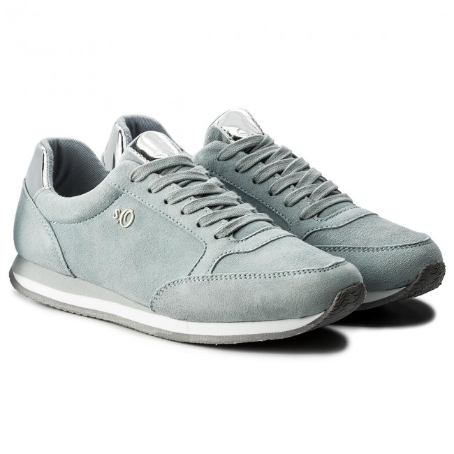 Sneakers Blue S.OLIVER  5-23630-20 Lt Blue Sneakers 810 a1d84b