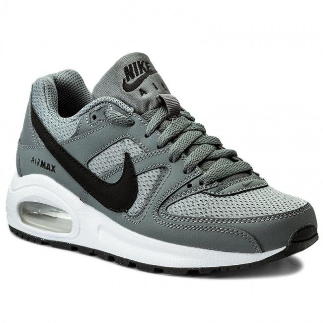 low priced daf0f 7d280 Schuhe NIKE - Air Max Command Flex (GS) 844346 005 Cool Grey/Black ...