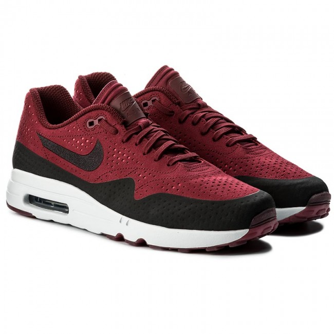 best website 37b09 7ac4e Schuhe NIKE - Air Max 1 Ultra 2.0 Moire 918189 600 Team Red Black Solar Red  - Sneakers - Halbschuhe - Herrenschuhe - www.eschuhe.de