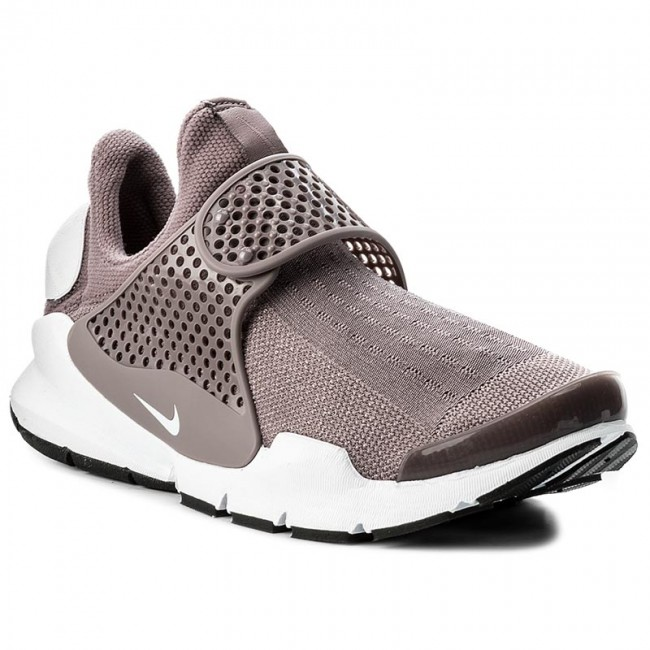 Schuhe NIKE Sock Dart 848475 201 Taupe Grey/White/Black
