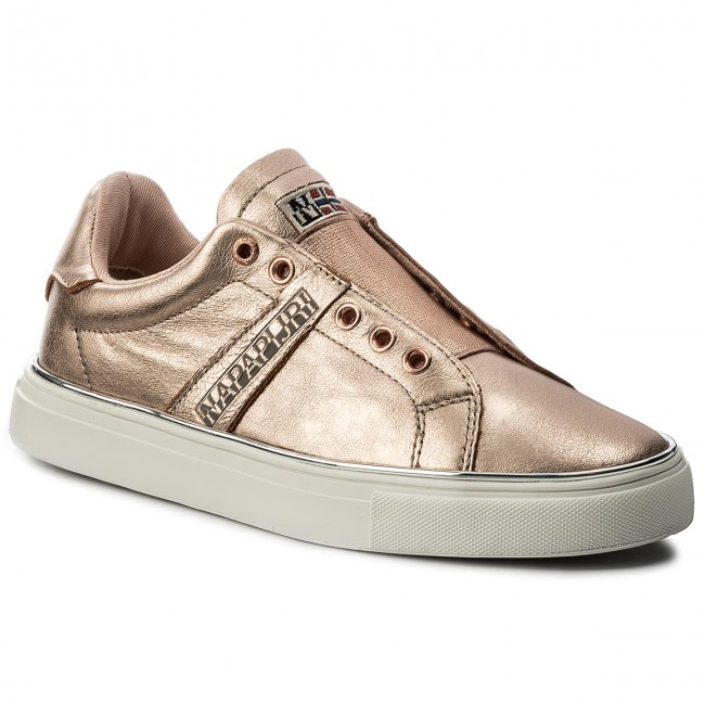 Sneakers NAPAPIJRI                                                      Alicia 16771593 Rose Gold N33 eb0a39
