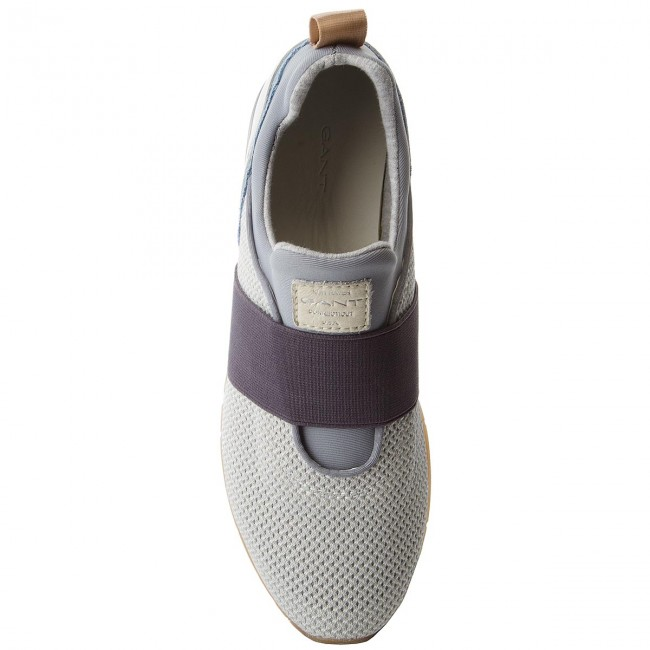 Sneakers GANT                                                      Linda 16537531  Light Gray G84 d7f473