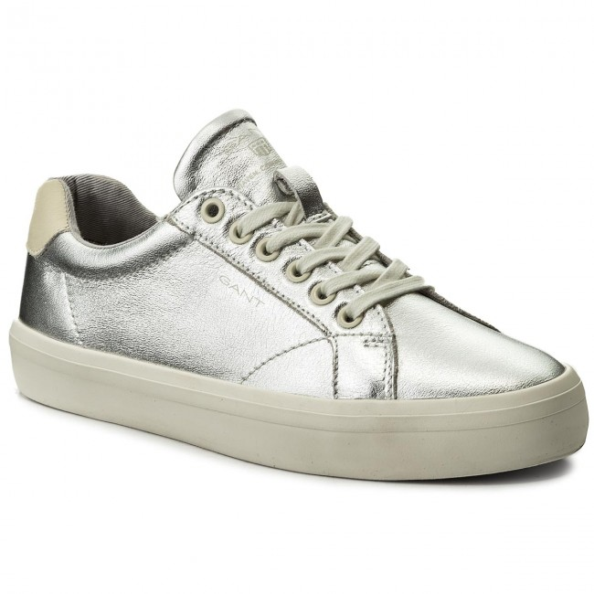 Sneakers GANT Mary 16531447 Silver Metallic G804