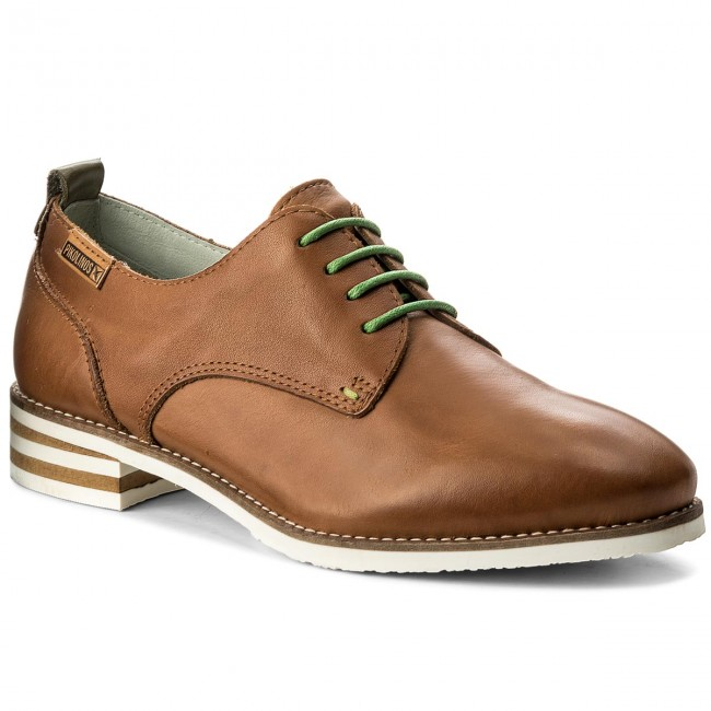 Oxfords PIKOLINOS                                                    W3S-4552 Brandy