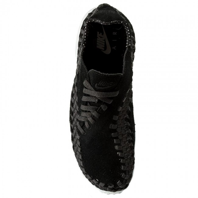 Schuhe NIKE-Air Footscape Woven Nm 875797 001 Black/Black/Anthracite/White