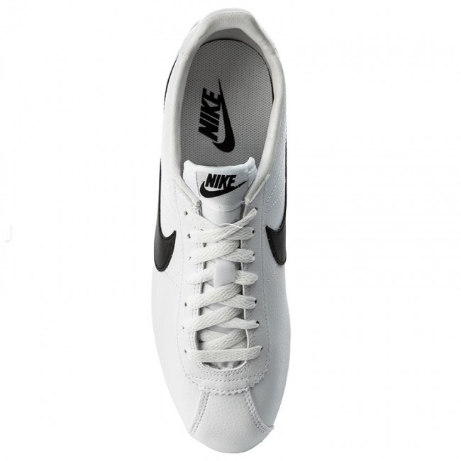 Schuhe NIKE-Classic Leather Cortez Leather NIKE-Classic 749571 100 White/Black 98e97f