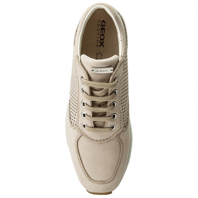 Sneakers GEOX                                                    D Happy A D5262A 00085 C5016  Beige