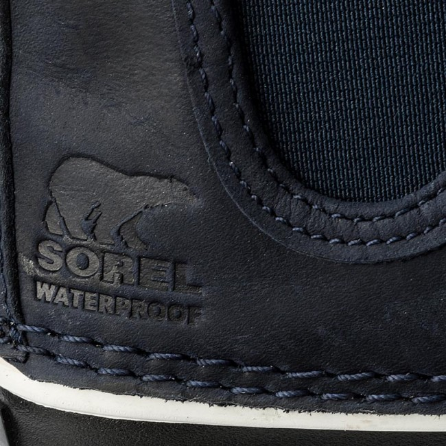 Stiefeletten SOREL                                                      Out N About Chelsea NL2410 Collegiate Navy 464 d0a603
