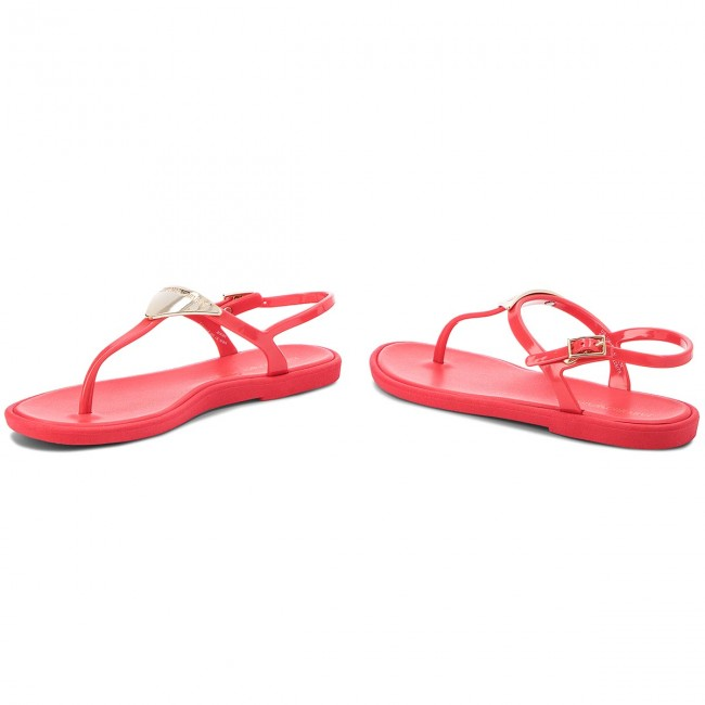 Zehentrenner Emporio Armani - X3q056 Xd133 00055 Coral Red