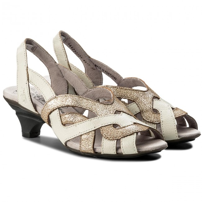 Sandalen FLY LONDON                                                      Bimafly P144220001 Pearl/Offwhite 6d0a71