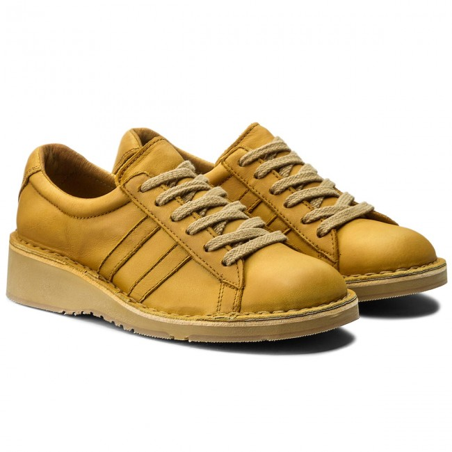 Halbschuhe FLY LONDON       LONDON                                               Cammfly P210964004 Yellow 4be715