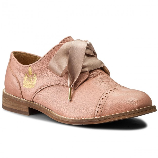 Oxfords FLY FLY Oxfords LONDON Dwellfly P144183002 Rose 3e1dc5