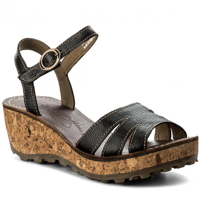 Sandalen FLY LONDON                                                    Goosfly P144265002 Black