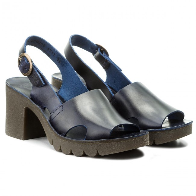 Sandalen FLY LONDON  P144260005 Leesfly P144260005  Blue e9138e
