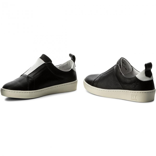 Turnschuhe FLY LONDON                                                      Muttfly P601316000 Black 6d4cf1