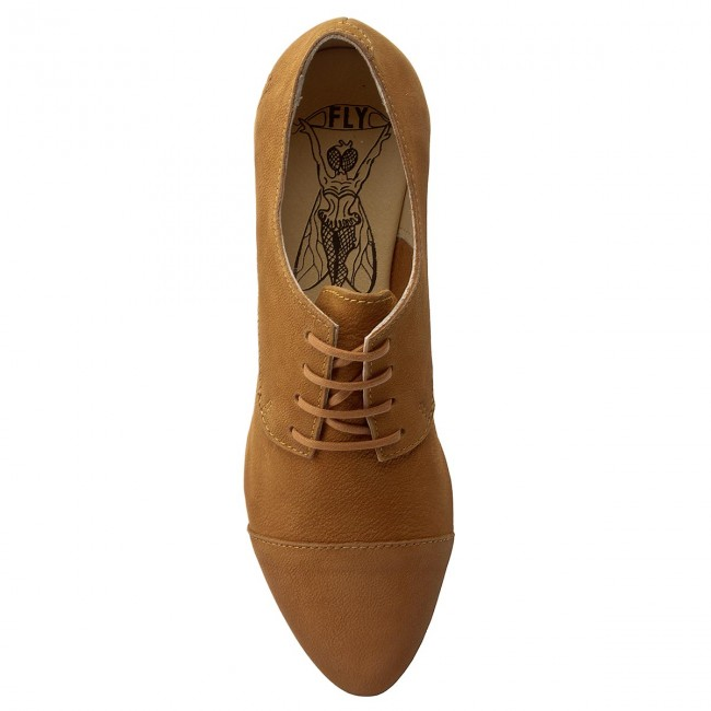 Oxfords FLY LONDON Memofly P144194003 Honey