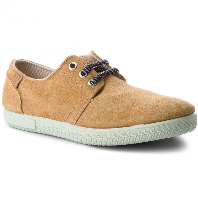 Halbschuhe FLY LONDON-Stotfly Honey P144267005 Honey LONDON-Stotfly Werbe Schuhe ee54c6
