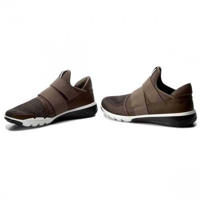 Halbschuhe ECCO-Intrinsic ECCO-Intrinsic ECCO-Intrinsic 2 86050450631  Tarmac/Black/Tarmac 592c93