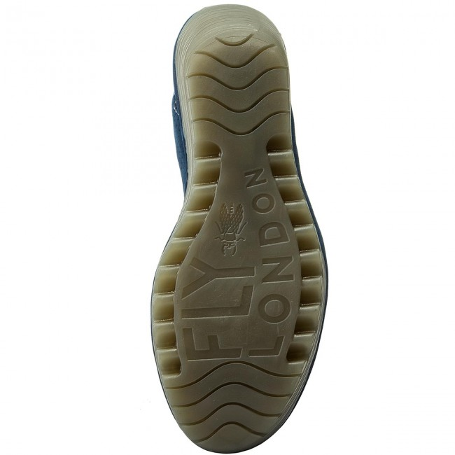 Sandalen FLY LONDON                                                      Yazufly P500736021 Blau 6a6e1f