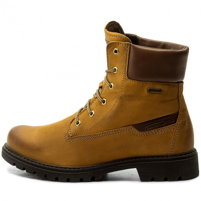 Trapperschuhe CAMEL ACTIVE                                                    Outback GTX GORE-TEX 818.72.14 Curry/Bison