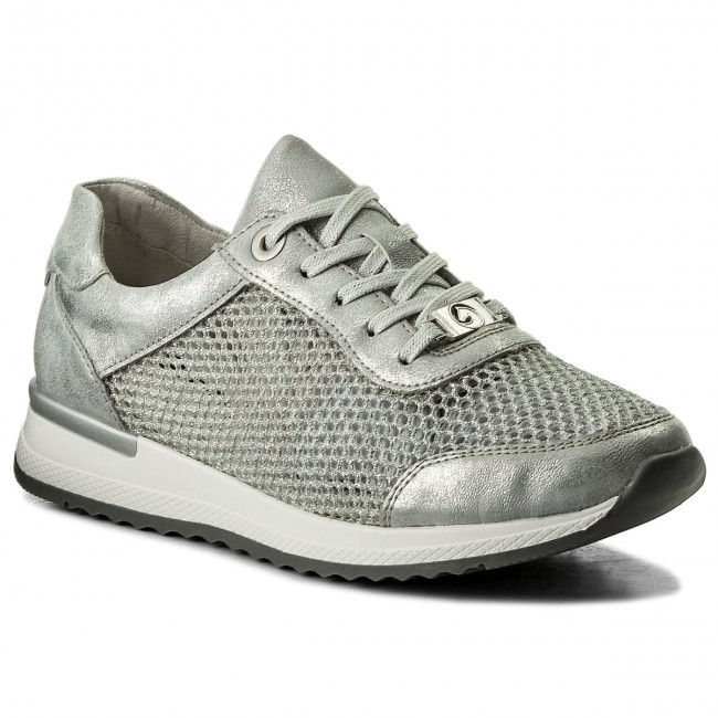 Sneakers REMONTE BY RIEKER                                                    R7006-90 Silber/Platin