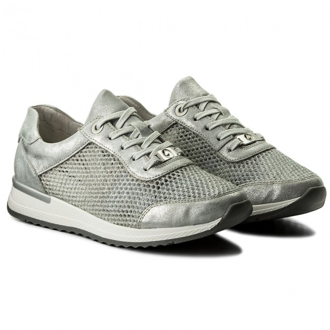 Sneakers REMONTE BY RIEKER                                                      R7006-90 Silber/Platin 4be065