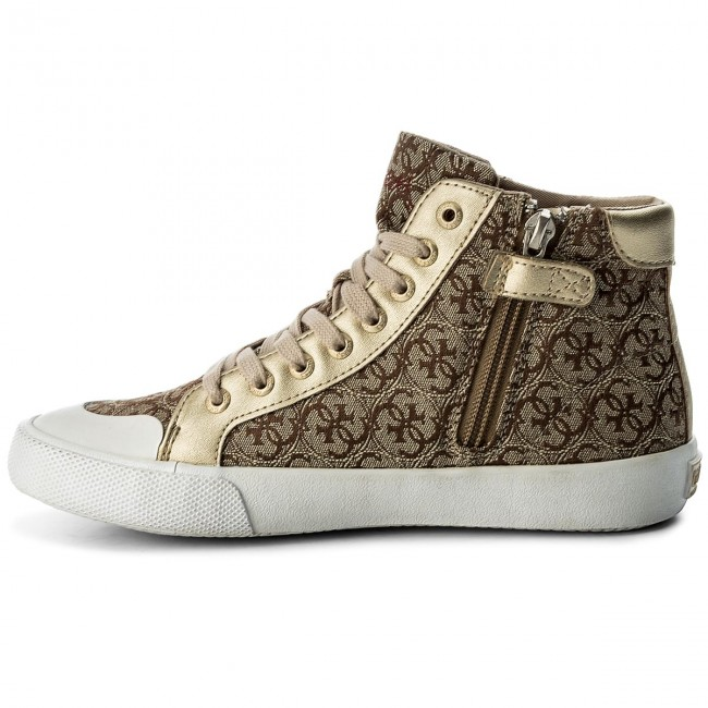 Sneakers GUESS FJLRY1 FAL12 BEI Hohe Qualität