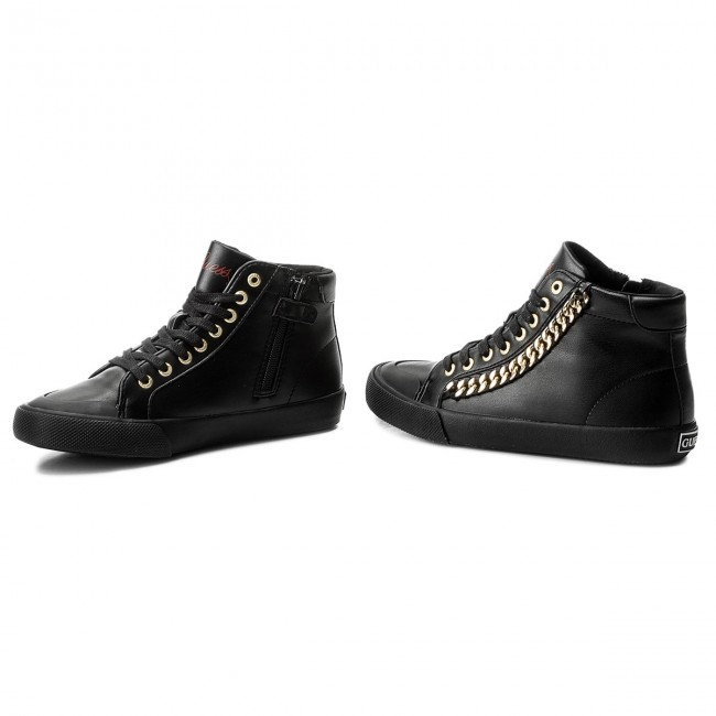 Sneakers GUESS FJLRY1 ELE12 BLK Hohe Qualität