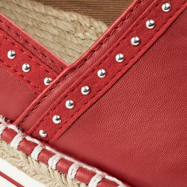Espadrilles LOVE MOSCHINO                                                      JA10093G15IC050A  Rosso e29b8d