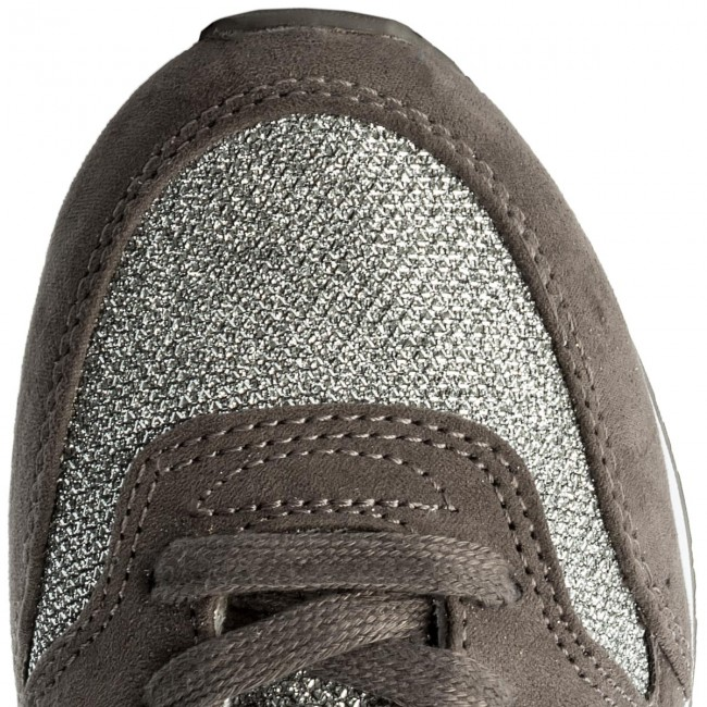 Sneakers GUESS                                                      Johnny FLJOH1 FAM12 SILVE b85def
