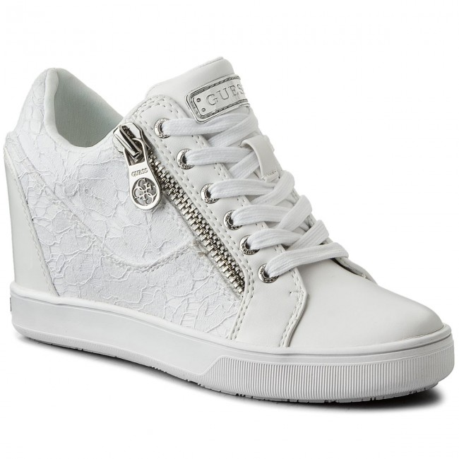 Sneakers GUESS Fierze FLFIE1 ELE12 WHITE