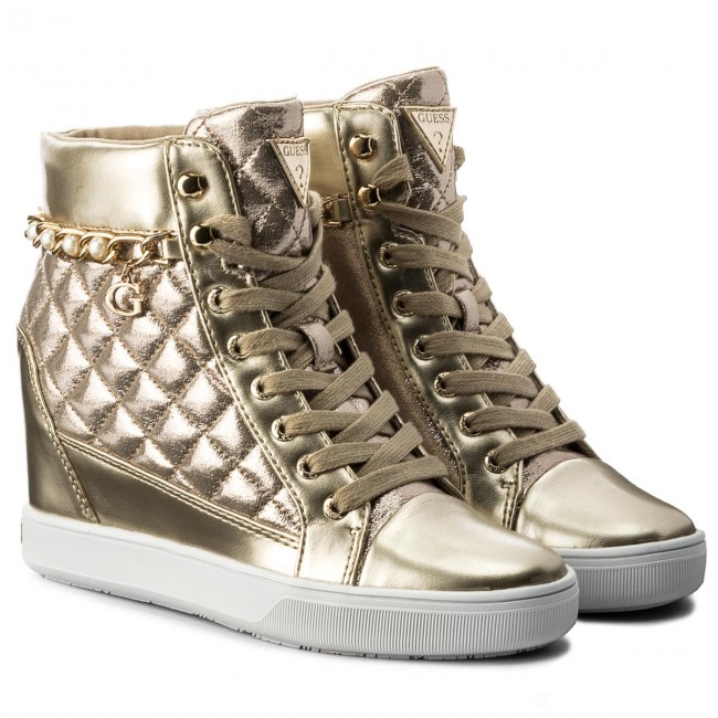 Sneakers GUESS GUESS Sneakers Forty FLFRT1 LEL12 GOLD 271e42