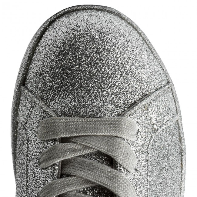 Sneakers GUESS                                                    Baysic FLBYC1 ELE12  SILVE