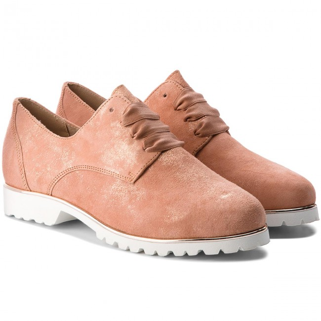 Oxfords CAPRICE                                                      9-23701-30 Rosego Cloudy 956 0e07a7