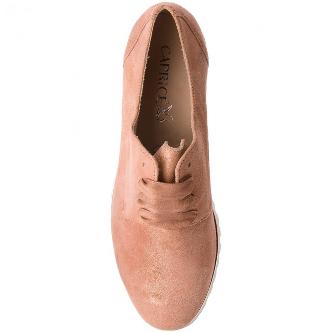 Oxfords CAPRICE                                                      9-23701-30 Rosego Cloudy 956 a1ef0a